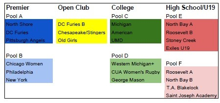 RF2014 schedule