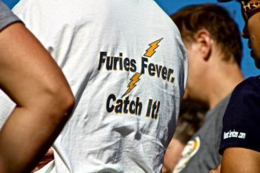 Furies Fever 2012 Nationals