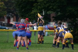 Furies lineout vs Beantown 2006